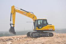 Hot vendite del marchio nuovo di alta qualità prezzo competitivo ct150-8c( 15t) idraulico cingolato escavatore terne
