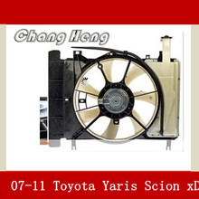 Cooling Fan Assembly for 07-11 Toyota Yaris Scion xD