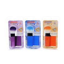 2015 New Professional Powder Makeup Blush Retractable Brush 3 color stock