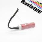 Mini USB de luz Led ajustar o ângulo portátil flexível lâmpada Led com USB para powerbank PC computador portátil Notebook
