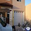 Overhead garage sliding screen door / sectional garage door
