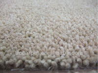 1600g pile weight high twist cut pile blend carpet