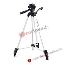 New Portable Aluminum Tripod for Camera and Camcorder fits all brand With The Bag(1.5M)