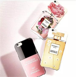 """Luxury Brand IPHORIA Case for iPhone 6 Plus 5.5"""" Fashion Nail Polish Phone Case Cover Shell"""