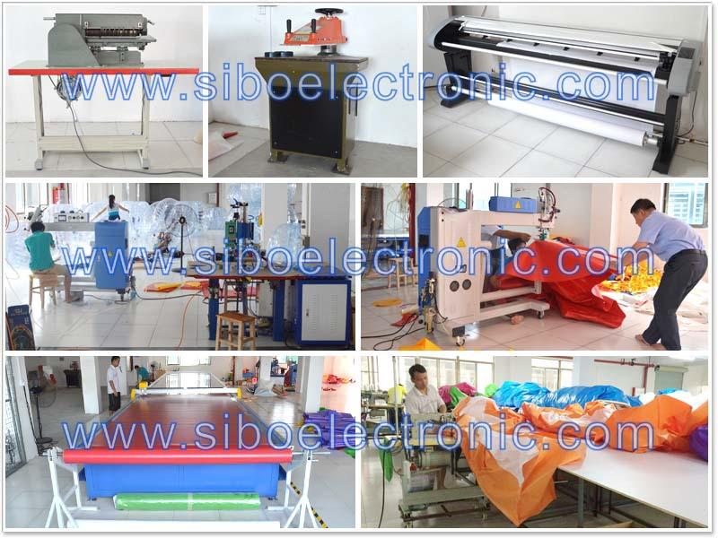 production equipments
