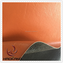0.7mm pvc synthetic cow leather for shoes