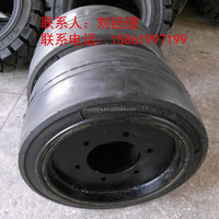 22x10x16(559x254x406.4) SM AnyGo brand Press on solid tires/ tyre, solid cushion Tyres, forklift solid tire/tyre
