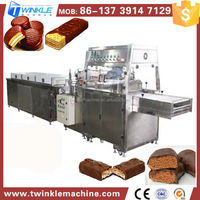 Hot Sale Top Quality Best Price wealth full automatic chocolate coating machinery