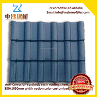 Fashion popular carport covers with synthetic resin roof tiles in Holland