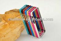 High Quality Aluminum Bumper Case For iPhone 5C