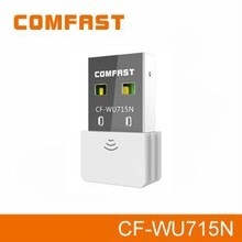 COMFAST CF-WU715N 150Mbps Usb To Ethernet Adaptor Usb Wireless Network Adapter Adapter