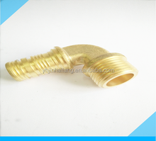 Brass male elbow hose barb pipe fitting,Brass Male Elbow Hose Barb Hose,American Type Brass Thread Male Pipe Fitting