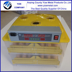 Factory supply 48 egg incubator/mini egg incubator /poultry incubator machine (Factory&exporter)