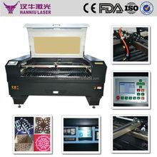 hot sale used K-1390 co2 laser cutting machine for wedding card felt