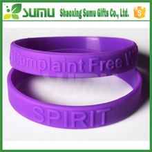 Hot Sale Glow In The Dark Silicone Wristbands
