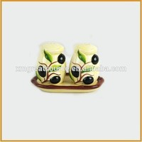 China factory salt and pepper shakers wholesale