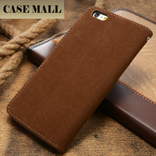 Generic cell phone PU retro leather cases for iphone 6plus