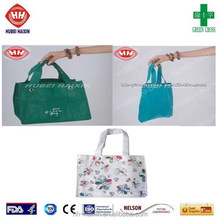 disposable nonwoven cloth bag, colorful and fashionable