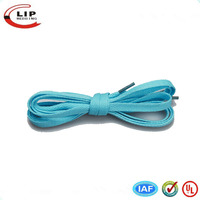 Factory Wholesale glowing shoelace charm