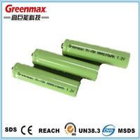 AA 1500mAH 600mAH AAA 800mah Ni-mh Rechargeable Battery 1.2v
