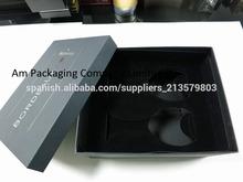 configurar rígido cuadro negro con forma de eva