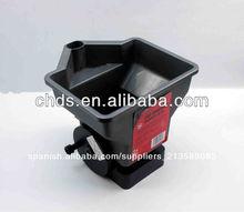 Sembradora manual/fetilizer sembradoras/esparcidor de jardín/sembradora de hierba