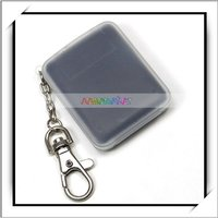 Keychain Case For Nintendo DS Lite Games, Black