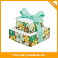 Onzing good quality printed paper decorating sticky note box