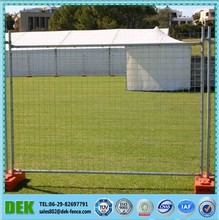 Portable Dog High Quality Pvc Painted Temporary Fence (Canada)