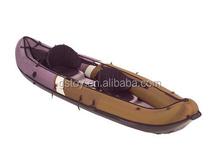 EN71 inflatable summer PVC boat