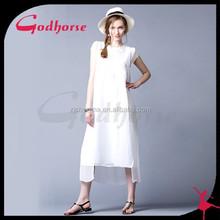 China wholesale abito camicia in chiffon, delle ragazze abito