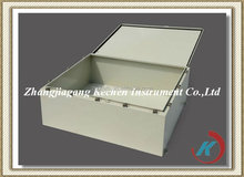 UL Electric control box with a highly effective corrosion resistant housing/metal box