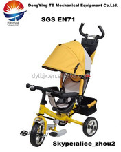 Popular Baby Car Three Wheel Children Tricycle