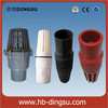 "Plastic 2"" For Agriculture PVC White Foot Valve"