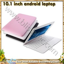 Competitive10 inch android slim laptop computer price in china