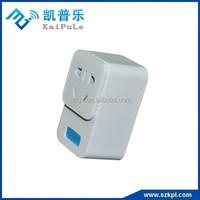 OEM / ODM Wifi Power Outlet Wireless Smart Home Socket
