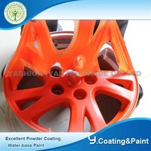 2014 new product easy to peel off plastic dip spray paint on car/glass/wood/rubber products