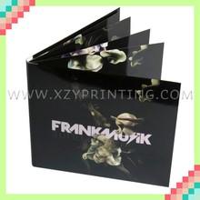Customize full color pantone printing paper catalog, leaflet, magazine brochure printing