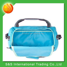 Hot sale athletic sport cheap large capacity travel duffel bag