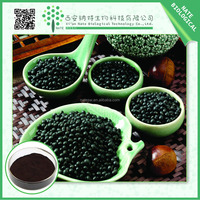 Hot selling health care product Black Bean Extract 5:1 with good quality