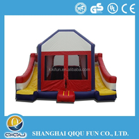 2015 kids play hot sales backyard toy inflatable Happy pop bouncer,jumping balloons for sale