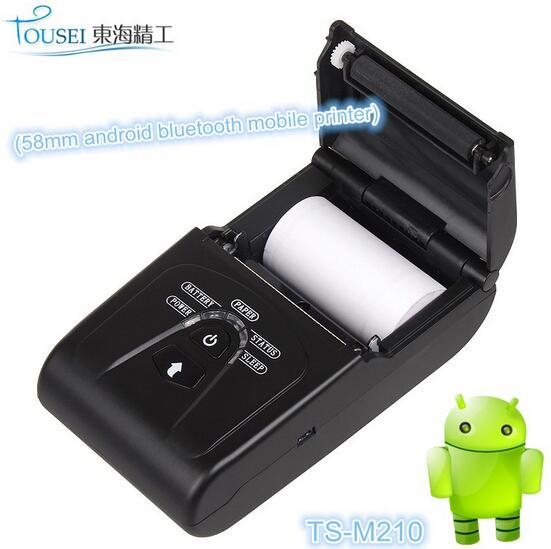 Bluetooth Interface Type and Document Printer Use printer/handheld device with printer TS-M230.jpg