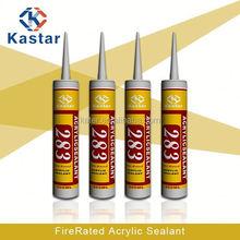 Acrylic sealant gap filler for building