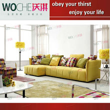 Europen Fashion Modern Italian leather Sofa Manufacturers(WQ8801) New Style Highest Quality