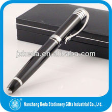 promotional free design heavy metal customised pens
