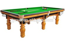 International Standard American style Table cheapest price biliard pool table
