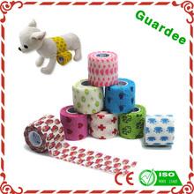Horse/Animal Vet/Pet Lovely printed Cohesive elastic bandage
