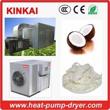 fruta rebanada de coco deshidratador secadora deshumidificador