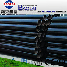 ASTM A53B ERW STEEL PIPES