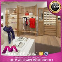 Competitive Price On-Time Delivery Store Window Display Design Clothing